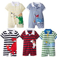 Baby Boy Clothing Sets Newborn Baby Clothes Infant Animal Jumpsuits Baby Boy Clothes