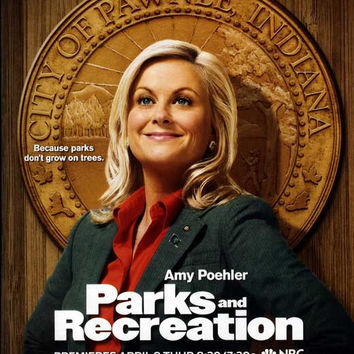 Parks and Recreation 27x40 TV Poster (2009)