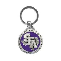 Collegiate Keychains - Engraved & Personalized Keyrings