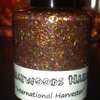 International Harvester  Multicolored by Backwoodsnails on Etsy