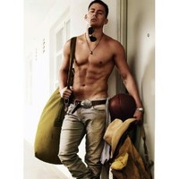 Channing Tatum Poster #01 Shirtless Muscles 24x36