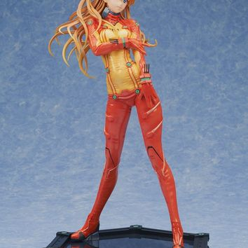Asuka Shikinami Langely - Test Plugsuit Version - 1/4th Scale Figure - Evangelion (Pre-order)