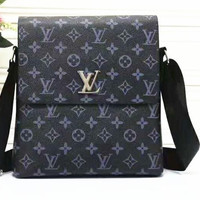 LV Women Shopping Leather Crossbody Satchel Shoulder Bag H-LLBPFSH