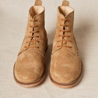 Our Legacy Desert Boot - Suede Sand - Our Legacy