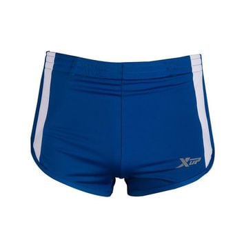 ONETOW XTEP Running Compression Spandex Shorts Sport Running Shorts Run Nylon Jogging Shorts Gym Fitness Men's Shorts 985229469265