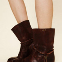 Hollywood Trading Company Sienna Leather Boot at Free People Clothing Boutique