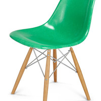Fiberglass Shell Chair - Side Shell Dowel Base DSX - Modernica