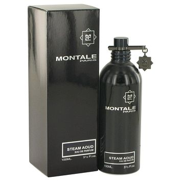 Montale Steam Aoud By Montale Eau De Parfum Spray 3.3 Oz