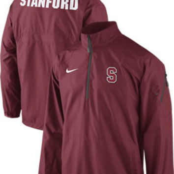 Nike Stanford University Half-Zip Lockdown Jacket | Stanford University