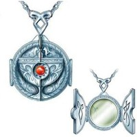 Mortal Instruments: Necklace: Hinged Door