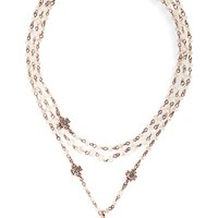 Virgins Saints & Angels San Benito Magdalena Rosary Necklace (Nordstrom Exclusive Color) | Nordstrom