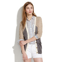 Arrowpoint Cardigan - cardigans - Women's SWEATERS - Madewell