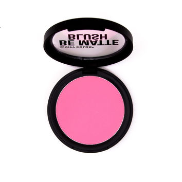City Color Be Matte Blush - Dragonfruit