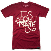 IT'S ABOUT TIME (CRANBERRY)