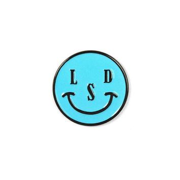 LSD Smile Lapel Pin