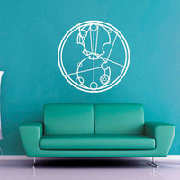 Gallifrey Stands - Gallfireyan - Doctor Who - Wall Decal