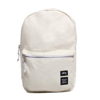 Stussy x Herschel Supply Co. Heavy Canvas Lawson Backpack White