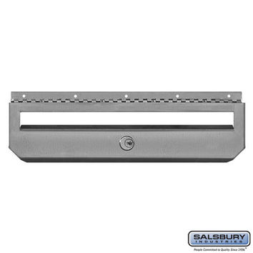 Salsbury Industries Security Kit - Option for Antique Brass Mailbox - Horizontal Style - with (2) Keys