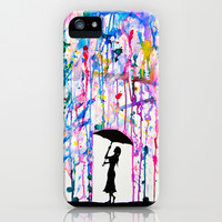 Deluge iPhone & iPod Case by Marc Allante