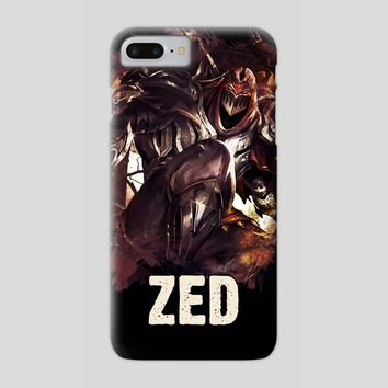 ZED - League of Legends, a phone case by Dusan Naumovski