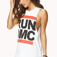 Run DMC Muscle Tee