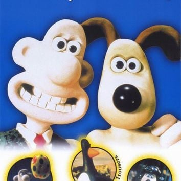 Wallace & Gromit: The Best of Aardman Animation 11x17 Movie Poster (1996)