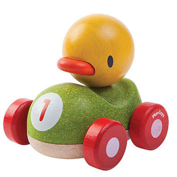 Duck Racer Child's Toy