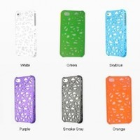 TopChase - 10 colors Iphone 5 cases - Bird Nest design hard Case / Skins / Cover for Apple iPhone 5 - Black, Orange, Wine, Blue, White, Green, Smoke Gray, Purple, SkyBlue, Pink