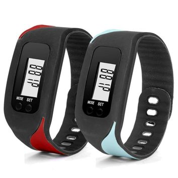 Pedometer step counter bluetooth Health Bracelet Smart Fitness Tracker