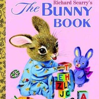 The Bunny Book (Little Golden Books)