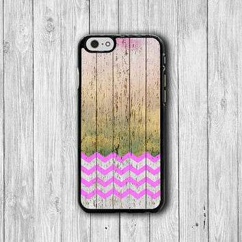Abstract Pastel Pink Chevron Wood iPhone 6 Cases, Wooden Wield iPhone 6 Plus Print iPhone 5S iPhone 5 Case, iPhone 5C Case, iPhone 4S Case