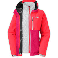 The North Face Women's Jackets & Vests INSULATED 3-IN-1 JACKETS WOMEN'S THERMOBALL™ TRICLIMATE® JACKET