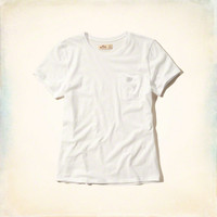 Must-Have Pocket Crew T-Shirt