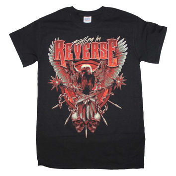 Men's Rock T-Shirt - Falling In Reverse - Eagle