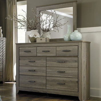 Signature Design by Ashley Zelen 7 Drawer Dresser