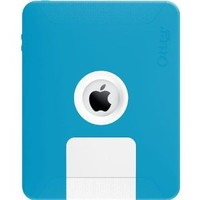 OtterBox Defender Case for iPad 1 - White Aqua