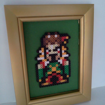 Framed Kefka Final Fantasy 6
