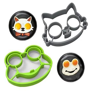 Kitty Bacon & Egg Shaper Non-stick
