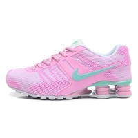 Nike Shox Current Woman Men Fashion Breathable Sneakers Sport Shoes-2