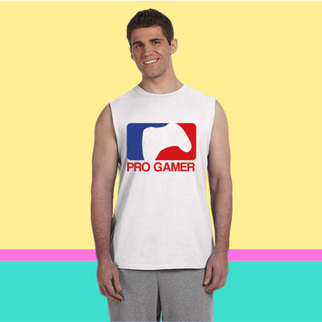 Proffesional Gamer Sleeveless T-shirt