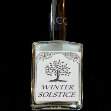 Winter Solstice Perfume Mist 1/2 oz
