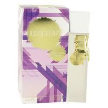 Justin Bieber Collector's Edition Eau De Parfum Spray By Justin Bieber