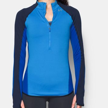 Women's ColdGear® Armour ½ Zip | Under Armour US