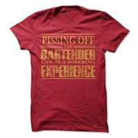 Pissing Off The Bartender - On Sale