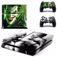 Joker and Batman ps4 Sticker