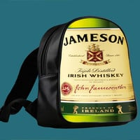 Jameson Irish Whiskey for Backpack / Custom Bag / School Bag / Children Bag / Custom School Bag *