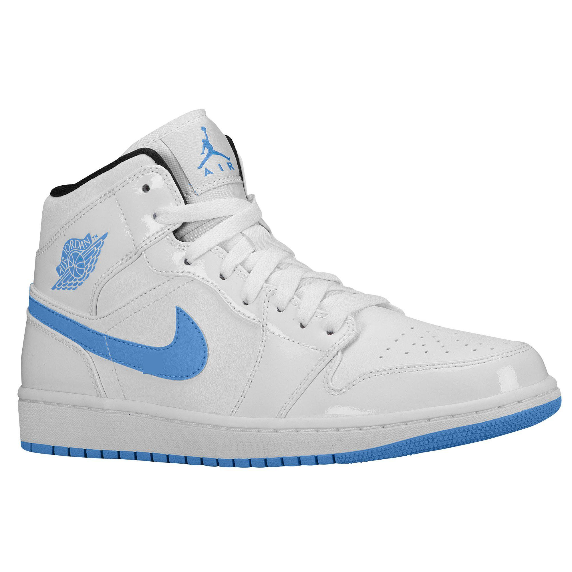 jordan aj1 mid men s at champs sports from champs sports hibbett sports shoes jordan's girls hibbett sports shoes online