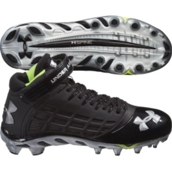Under Armour Men's Spine Fierce Mid MC Football Cleat