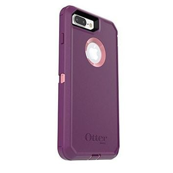 OtterBox DEFENDER SERIES Case for iPhone 7 Plus (ONLY) - Frustration Free Packaging