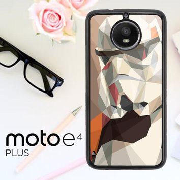 Star Wars V0679 Motorola Moto E4 Plus Case